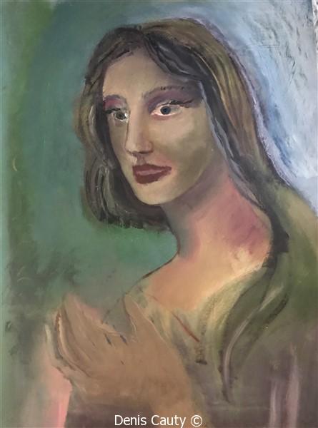 """""""Femme au papillon"""""""