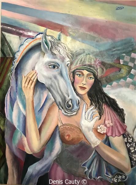 """Horse friend"""