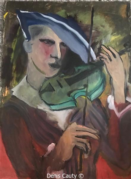 """""""Le violoniste"""""""