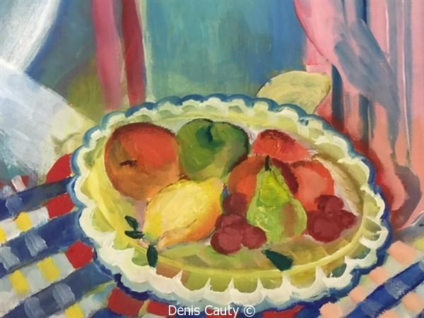 """""""Corbeille de fruits"""""""