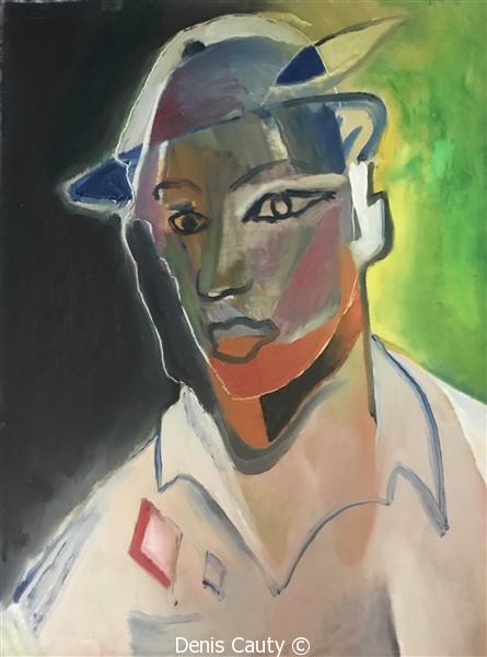 """""""Le peintre"""""""
