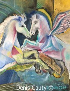 """""""Le chevaux d'or"""""""