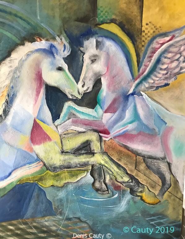 Légende chevaux text alt